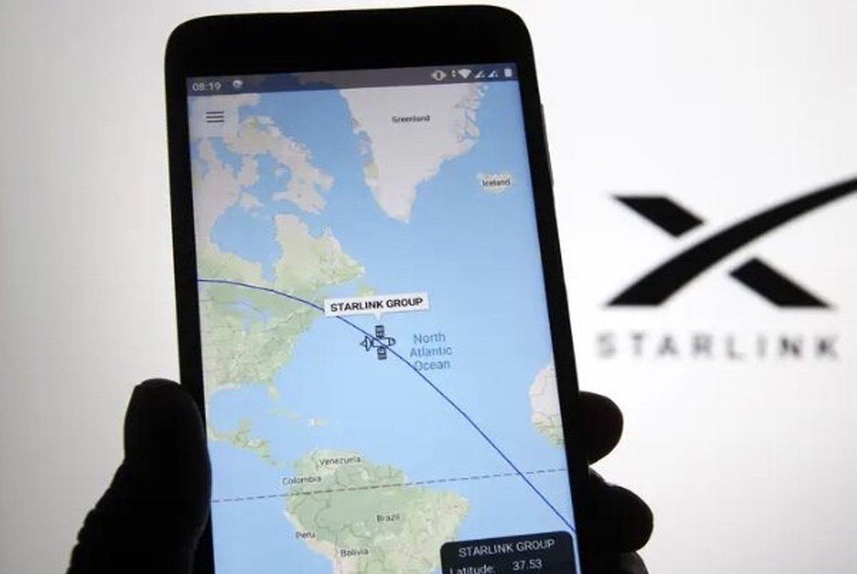 «استارلینک» شبکه های جاسوسی را هدایت می کند