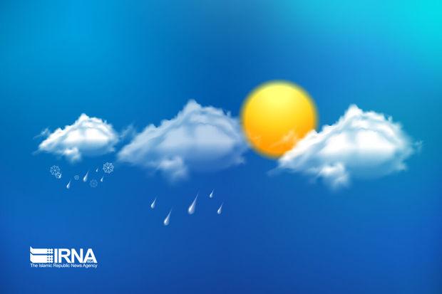 دمای پاییز سمنان یک درجه گرمتر پیشبینی میشود