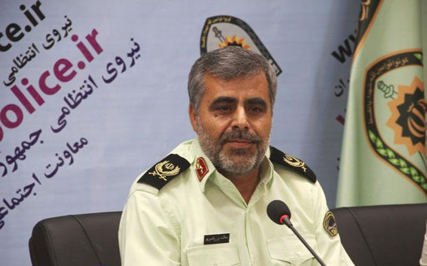 سارق مسلح در درگیری با پلیس زاهدان به هلاکت رسید