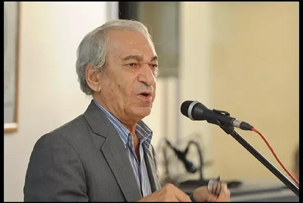برادر عزتالله انتظامی درگذشت