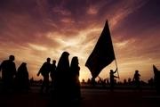 یک زائر در مسیر پیادهروی اربعین در شلمچه فوت کرد