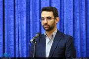 وزیر ارتباطات: پرتابهای موشکی حق ایران است