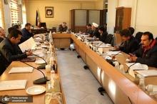 برگزاری جلسه «شورای عالی تئاتر روح الله»  در استانداری اصفهان