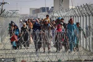 منتخب تصاویر امروز جهان- 3 شهریور 1400 - افغانستان مهاجران افغانستانی