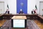 روحانی: امیدواریم خرید و انتقال واکسن کرونا در هفتههای آینده انجام شود