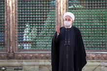 ببینید/ روایت روحانی از «امامِ ایران»