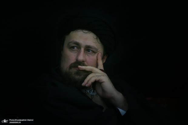 تسلیت سیدحسن خمینی در پی درگذشت یکی از مسئولین حفاظت امام