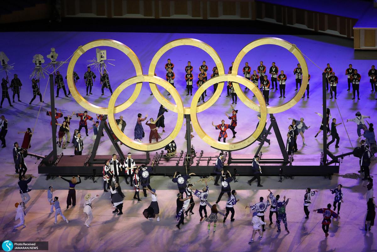 اخبار مهم امروز المپیک 2020 توکیو  کشتیگیر کوبایی افسانه شد! +عکس