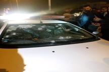 حمله ی افراد ناشناس به خودروی پلیس در بندر امام خمینی  شهادت دو مامور نیروی انتظامی