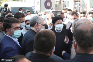 سفر سید ابراهیم رئیسی به خوزستان