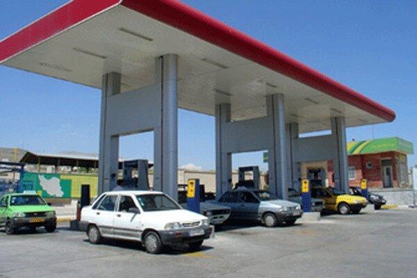 جایگاه های عرضه سوخت در ۱۰۰ نقطه استان کردستان فعال هستند