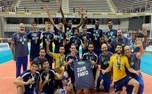 ساداکروزیرو قهرمان والیبال جام حذفی برزیل شد
