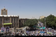 مسیرهای راهپیمایی روز قدس در تبریز اعلام شد
