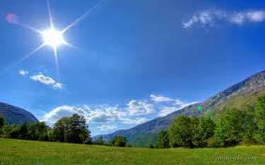 جو پایدار بر گلستان حاکم می شود ورود سامانه بارشی جدید از یکشنبه