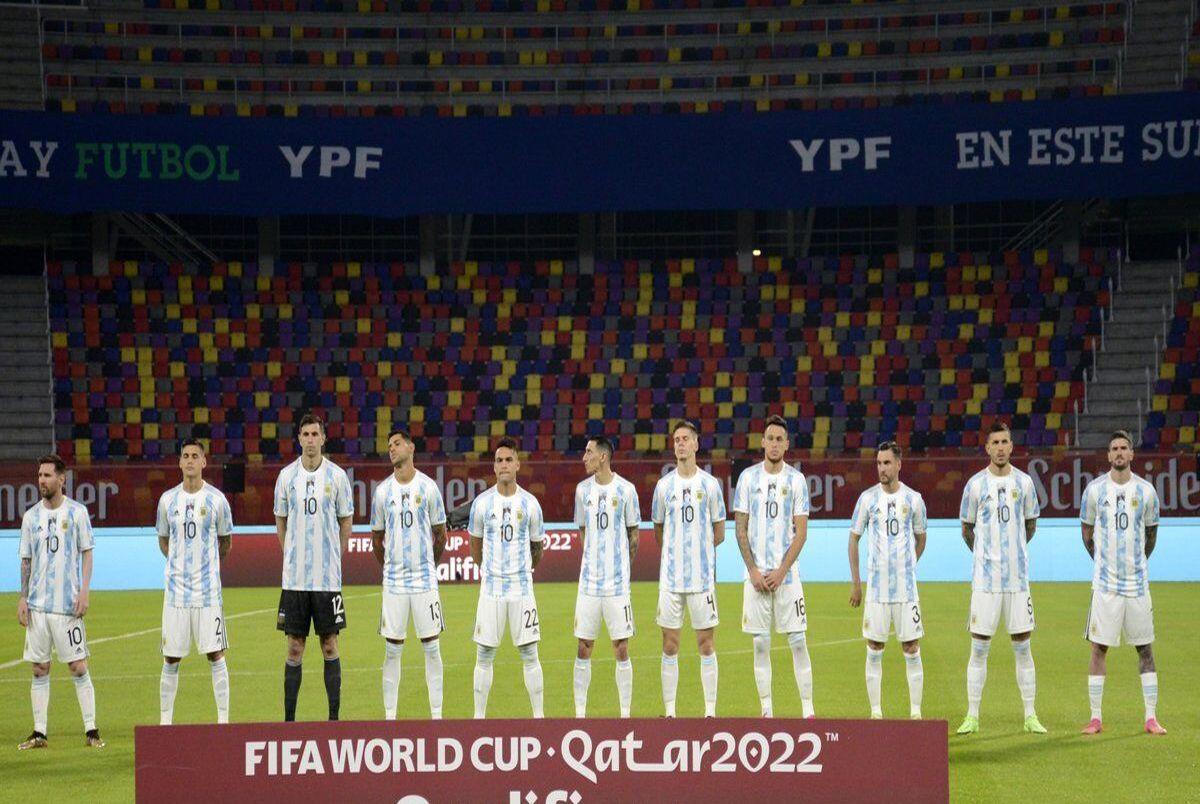 اقدام جالب تیم ملی آرژانتین به یاد مارادونا + عکس
