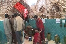 250 بازدیدکننده از موزه مردم شناسی مهاباد بازدید کردند