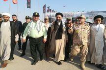 ۳۰ هزار مامور ناجا در مرزهای خوزستان مستقر است