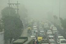 افزایش دما و آلاینده ها تا اوایل هفته آینده در البرز