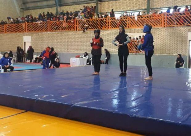 مسابقات کشوری ووشو بانوان در مشهد آغاز شد