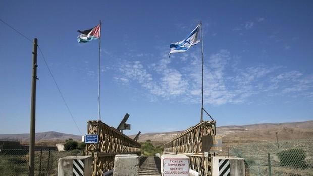 درگیری مرزی میان نیروهای اردنی و اسرائیلی/یک نظامی صهیونیست زخمی شد