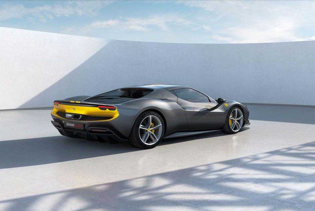 خودروی جدید فراری برای جذب مشتریان تازه + قیمت و تصاویر