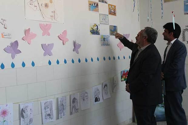 جشنواره غذا و آثار هنری در میبد  برگزار شد