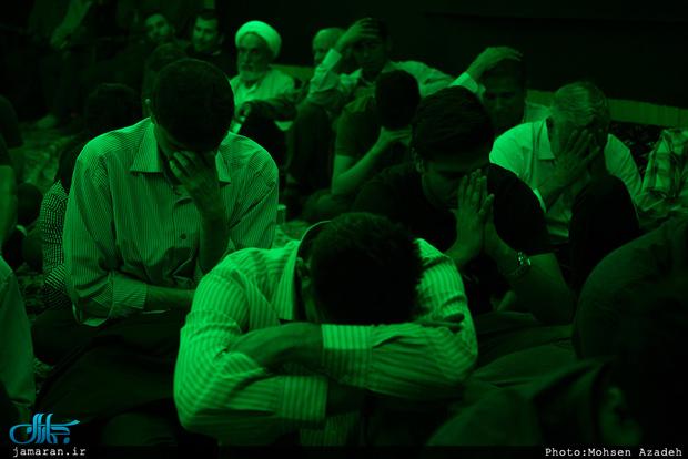 مراسم سوگواری شهادت حضرت زهرا در موسسه دارالزهرا