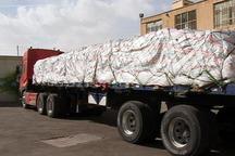 محموله برنج خارجی قاچاق در مراغه توقیف شد