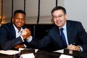قرارداد پدیده بارسلونا تمدید شد+عکس