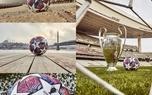 از توپ مرحله حذفی لیگ قهرمانان اروپا رونمایی شد/ عکس