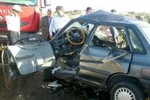 2 کشته و یک مصدوم در حادثه رانندگی شهرستان بابل