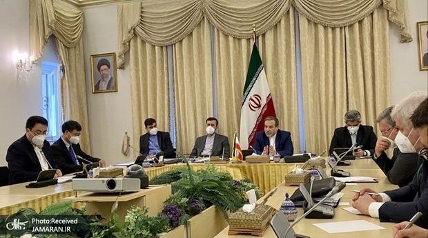جلسه سهجانبه ایران، روسیه و چین در وین در مورد رفع تحریمها و مسائل هستهای