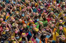 منتخب تصاویر امروز جهان- 9 فروردین 1400