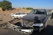 تصادف در جاده کاشمر به شادمهر منجر به مرگ دو تن شد