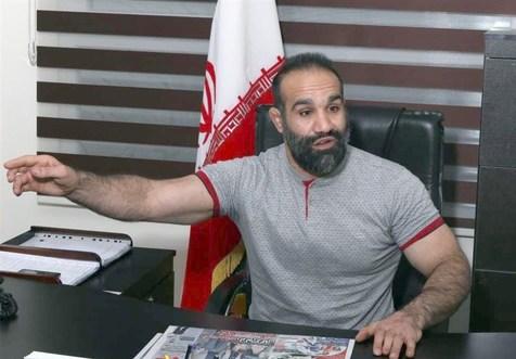 قهرمان سابق کشتی جهان و آسیا در کرمانشاه درگذشت