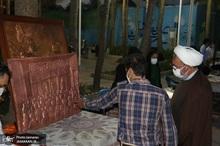 برگزاری کارگاه خلق آثار هنری  به مناسبت سی و دومین سالگرد بزرگداشت امام خمینی(س)