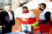 مردم کمک های غیرنقدی را به هلال احمر تحویل دهند  شان مردم کرمانشاه در کمک ها لحاظ شود