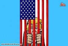 کاریکاتور/ سرنوشت ترامپ