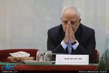 ظریف: جلال طالبانی از شخصیتهای برجسته و خیرخواه عراق بود