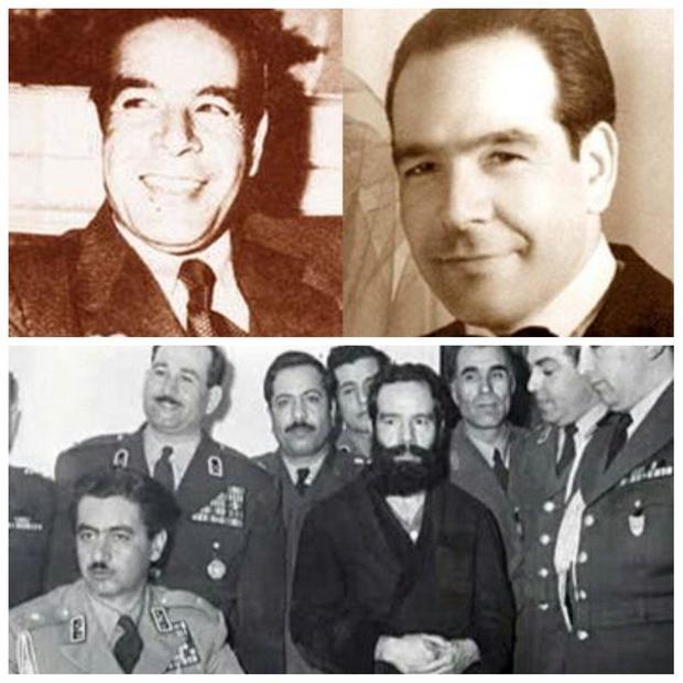 نخستین وزیر خارجه شهید + عکس