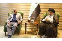 رایزنی ائتلافهای فتح و سائرون برای تشکیل بزرگترین فراکسیون در پارلمان عراق
