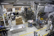 یک شرکت تولیدی در قزوین پس از 5 سال به چرخه تولید بازگشت