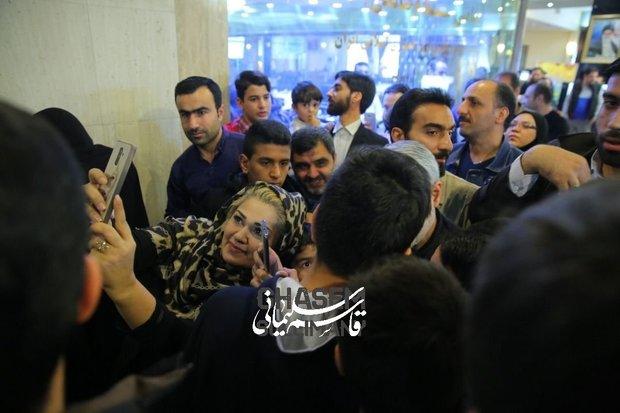 توییت سردار سلیمانی بمناسبت روز حجاب