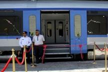امیدها به بار نشست؛ بهرهبرداری اولیه از قطار رشت - قزوین
