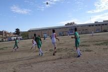 مسابقات فوتبال نوجوانان کشور  نوین فولاد یزد بر البدر بندر کنگ غلبه کرد