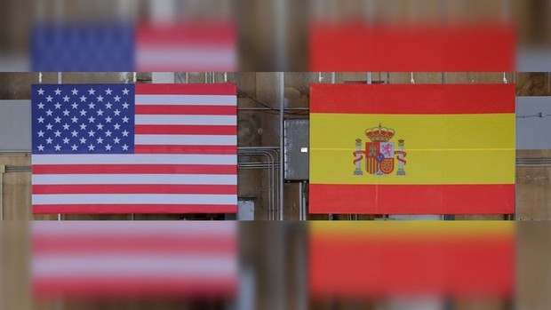 چرا اسپانیا کشتی جنگی خود را از ناوگروه آبراهام لینکلن آمریکا خارج کرد؟