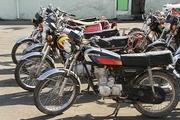 کشف موتورسیکلتهای مسروقه در مراغه