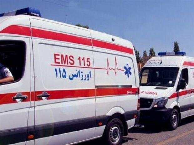 برقگرفتگی در مسجدسلیمان مادر و ۲ فرزند را راهی بیمارستان کرد