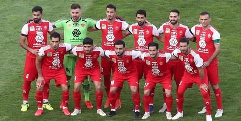 لیست نهایی پرسپولیس در لیگ قهرمانان آسیا