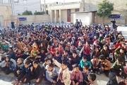 صبحگاه بصیرت به مناسبت ۹ دی در بافق برگزار شد